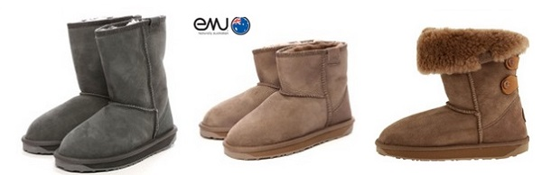 エミュー emuのムートンブーツ