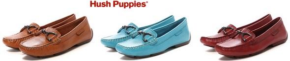 ハッシュパピーの靴