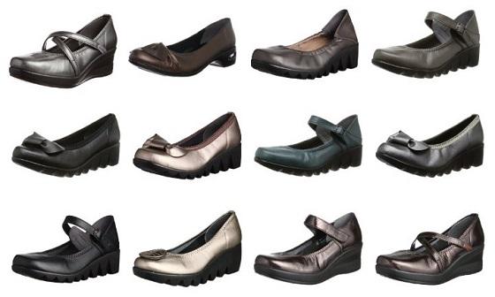 ファーストコンタクトの靴一覧