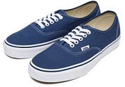 VANSのAUTHENTIC