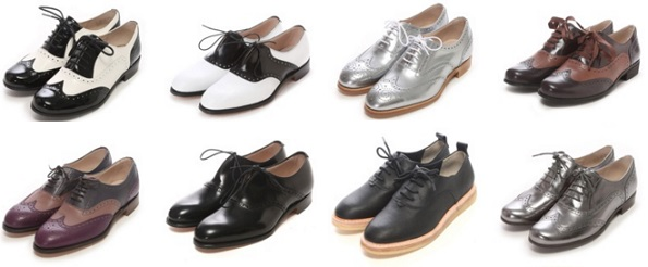 クラークスのおじ靴・オックスフォードシューズ一覧