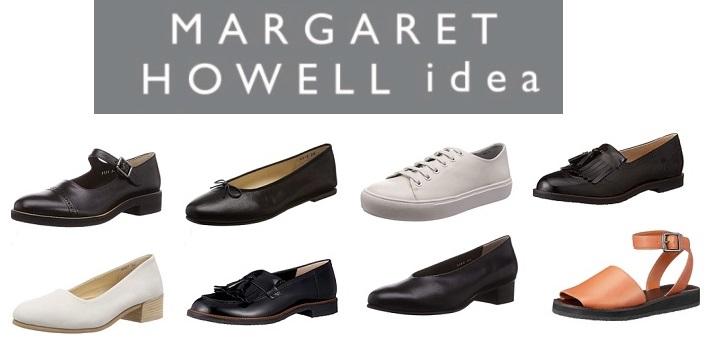 マーガレットハウエルideaの靴 特集