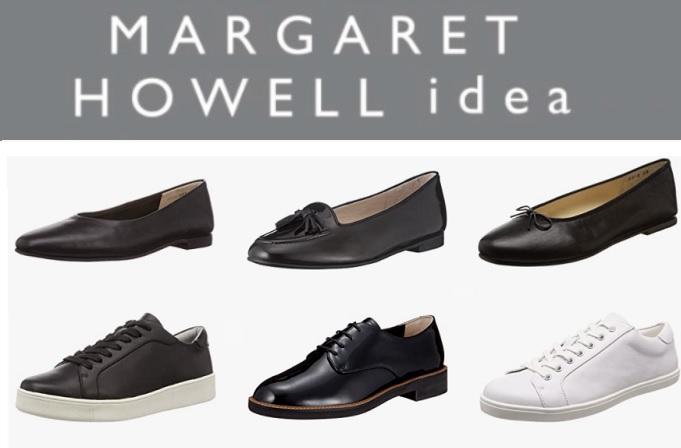 マーガレットハウエルの靴特集